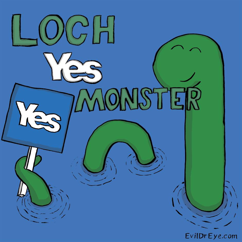 Loch Yes Monster