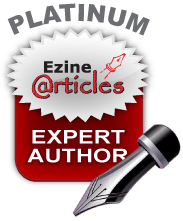 Gordon G. Andrew, EzineArticles Platinum Author