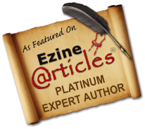 Robin Reichert, EzineArticles Platinum Author