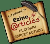MJ Schrader, EzineArticles.com Platinum Author