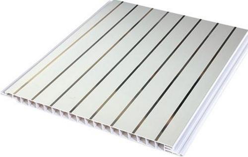 PVC панельдерін төбеге арналған қапсырмаға қалай орнатуға болады