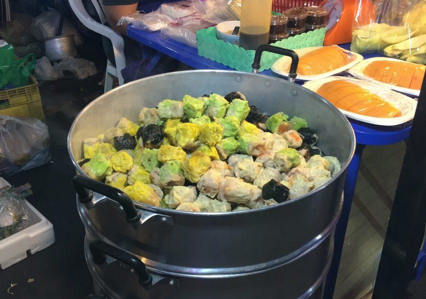 Фестиваль еды на севере Паттайи
