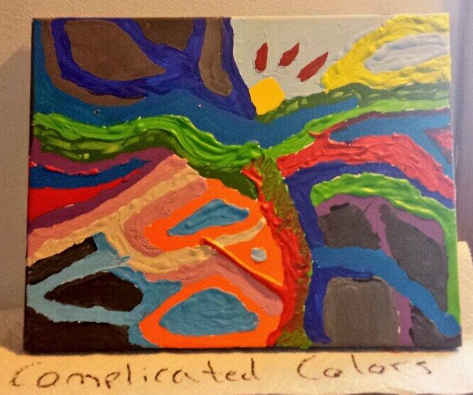 Complicated Colors