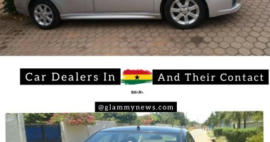 Car Dealers In Ghana And Their Contacts