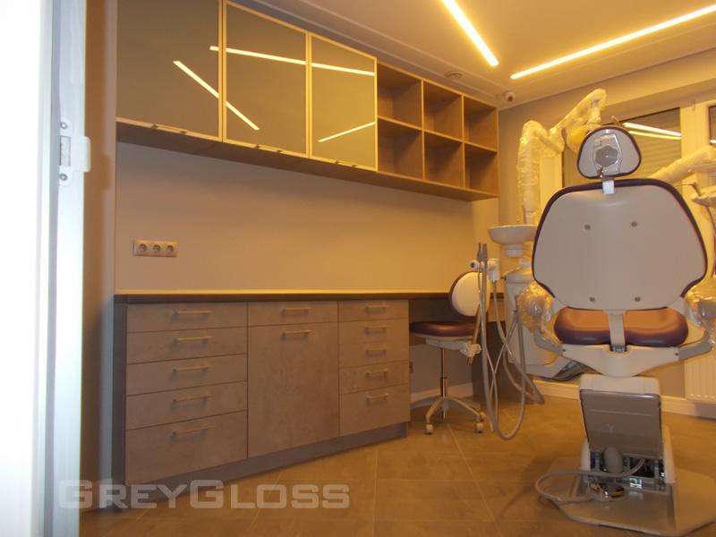 Кабинет стоматологической клиники