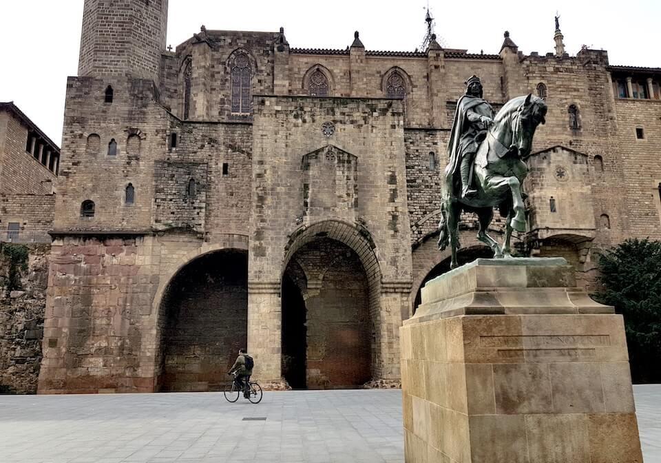 Kraliyet Sarayı, Barselona