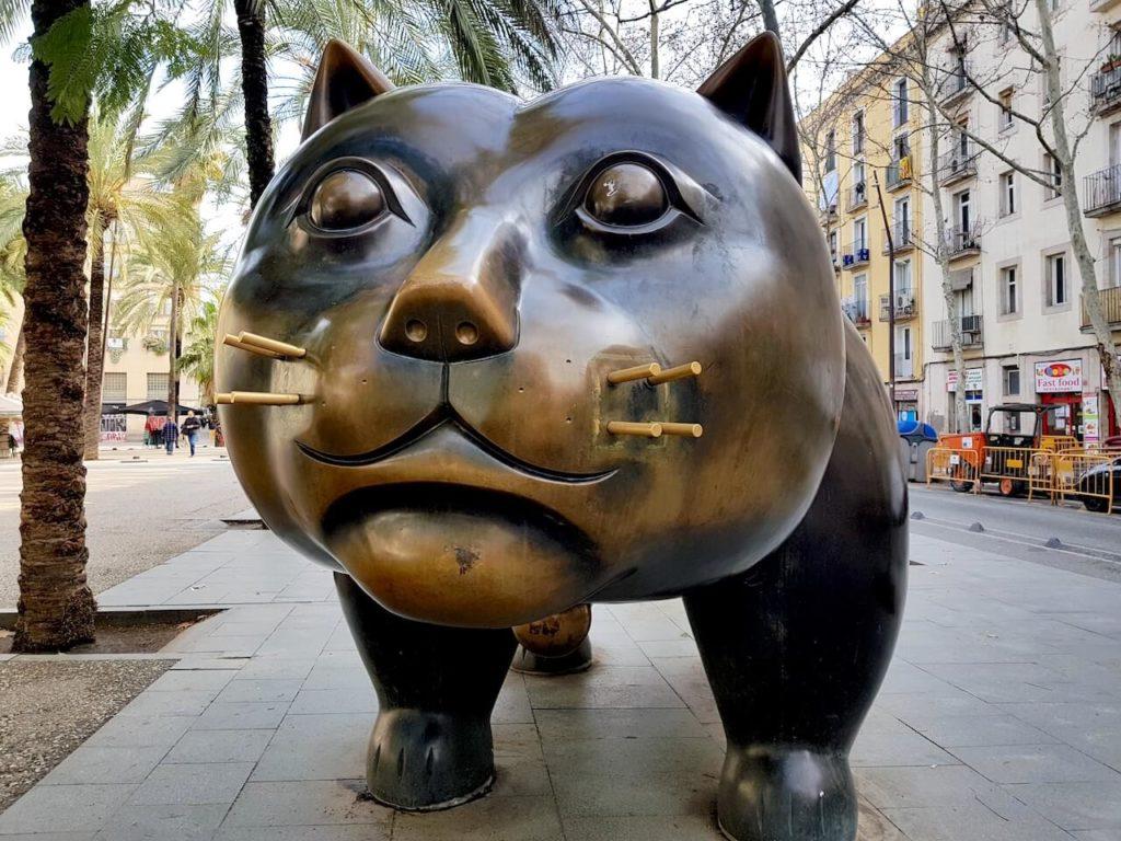 Raval kerület, Barcelona