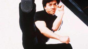 Jackie Chan - Hapkido Black Belt