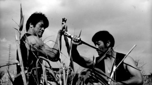 Dan Inosanto and Richard Bustillo