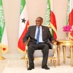 President of the Republic of Somaliland, Muse Bihi Abdi
