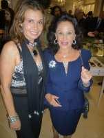 Irene Michaels and Niki Haskel