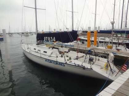Racing Ship