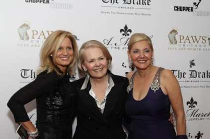 Ann Wallace, Judith Blazer & Paula Fasseas, photo by Richard Chen