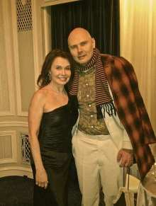 Irene Michaels & Billy Corgan