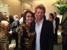 Irene Michaels & Jon Bon Jovi