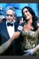 Micheal Douglas & Catherine Zeta Jones