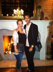 Sarah Zakareckis & Luis of ChicOverload.com