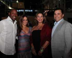 Jeremy & Christina Lincoln, Christina & Jorge Piedra