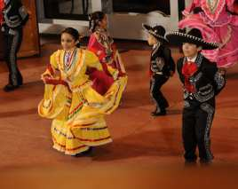 Mexican Dance Ensemble Youth Company