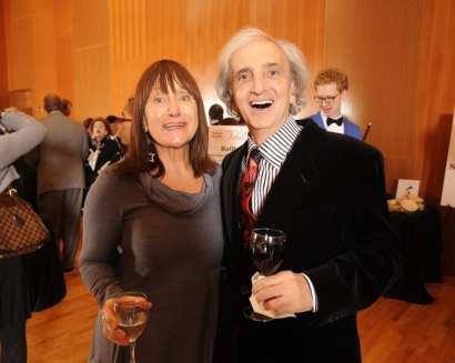 Pat Friedlander (Word Up!) and Arlen Rubin