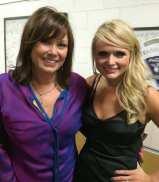 Guest and Miranda Lambert