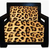 A sassy chair from the Cathy Lee Jones collection