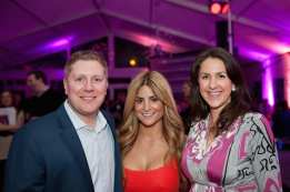 2014 Animal Magnetism Co-Chairs Eric Weiler, Alison Victoria & Courtney Weiler I Photo by Sparenga Photography