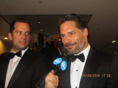 Nick (l) and Joe Manganiello (r) (True Blood, Magic Mike)