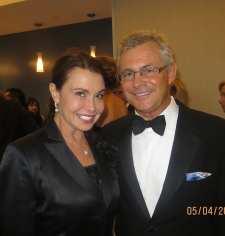 Irene and Larry Wert (President of Broadcast Media)