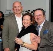 Steve Malambri, Susan Brunstrum, Herb Siegal
