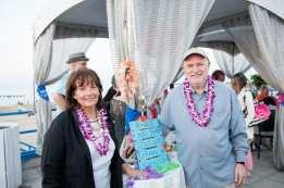 Bonnie & Jim Spurlock, Cabana Sponsor