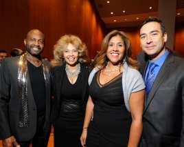 Lewis Williams - Dona Williams, Board - Michelle Alonzo - Rick Correa - photo by Jennifer Wolfe