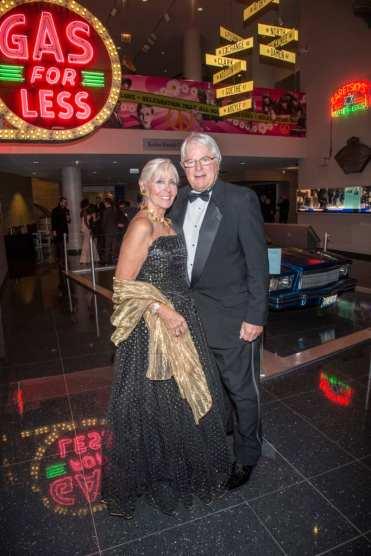 Bonnie Deutsch and Philip Hartung