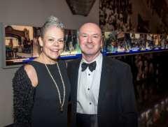 Elizabeth Price and Jonathan Janott