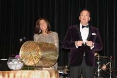 Cha-Cha-Ching Raffle with Nina Marino & Paul Iacono