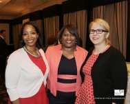Arlana Johnson, Melissa Sherrod, Emily Duncan