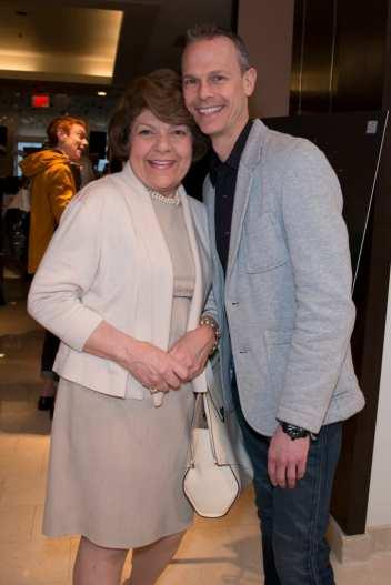 Loretta Martyr & Brian Smuts