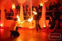 Indian flame throwers