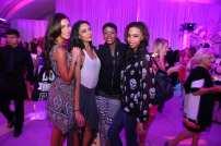 Ashley Wiggins, Alejandra Mancia, Tenille Stoute, and Talesha Byrd