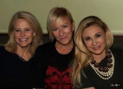 Tina Schmidt, Jenny Barsh, Eva Jakubowski