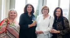 Juanita Tarnow, Barbara Douglas, Debi Anderson and Shelli Wright Johnson | Devall Photography