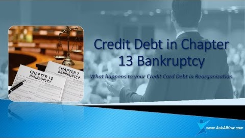 What Happens to Secured Debt in Chapter 13