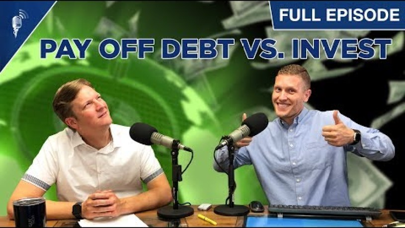 Should I Be Debt Free Before Investing