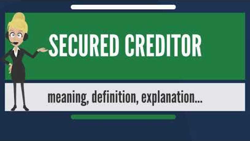 Secured Debtor