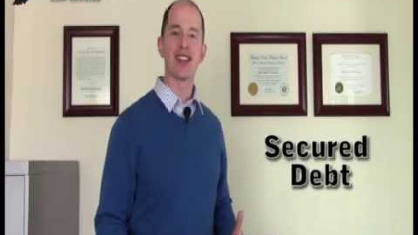 What Is the Difference Between Unsecured and Secured Debt