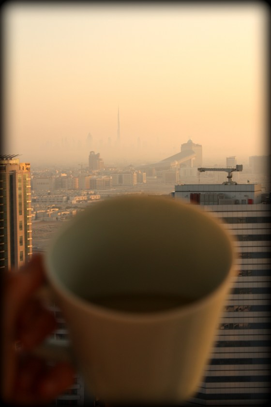 A wind me down cup of tea