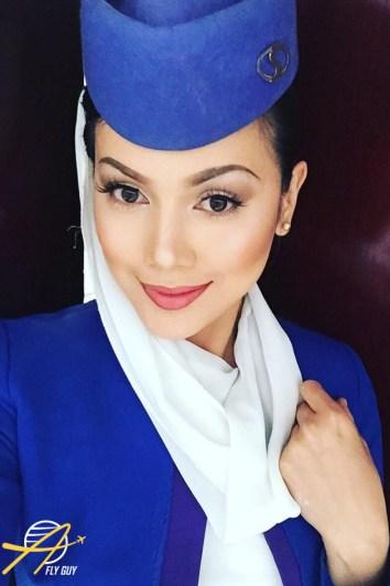 Safi Airways cabin crew