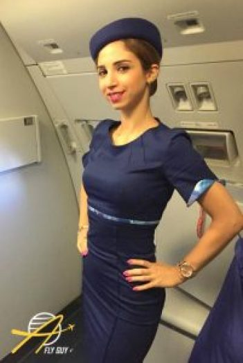 Middle East Airlines – Air Liban flight attendant