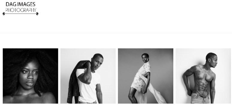 DAG IMAGES photography website