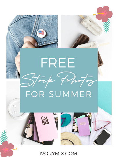 Free Girl Boss Summer Styled Stock Photos